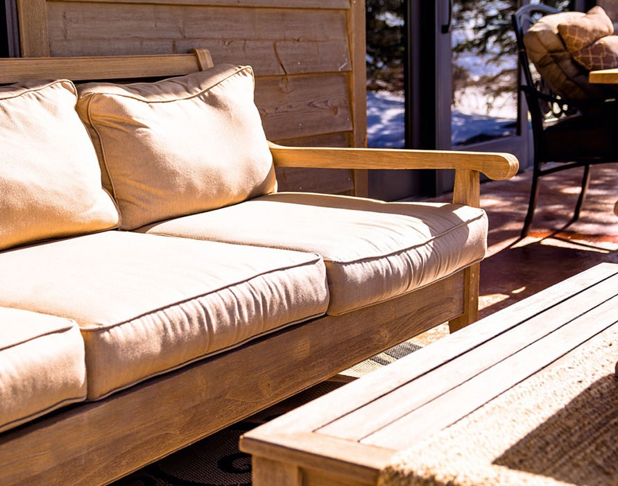 Community Outdoor Living Space Features