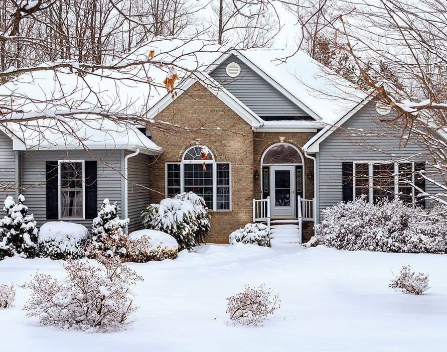 Winterizing Your Home: 5 Projects for First-Time Homeowners